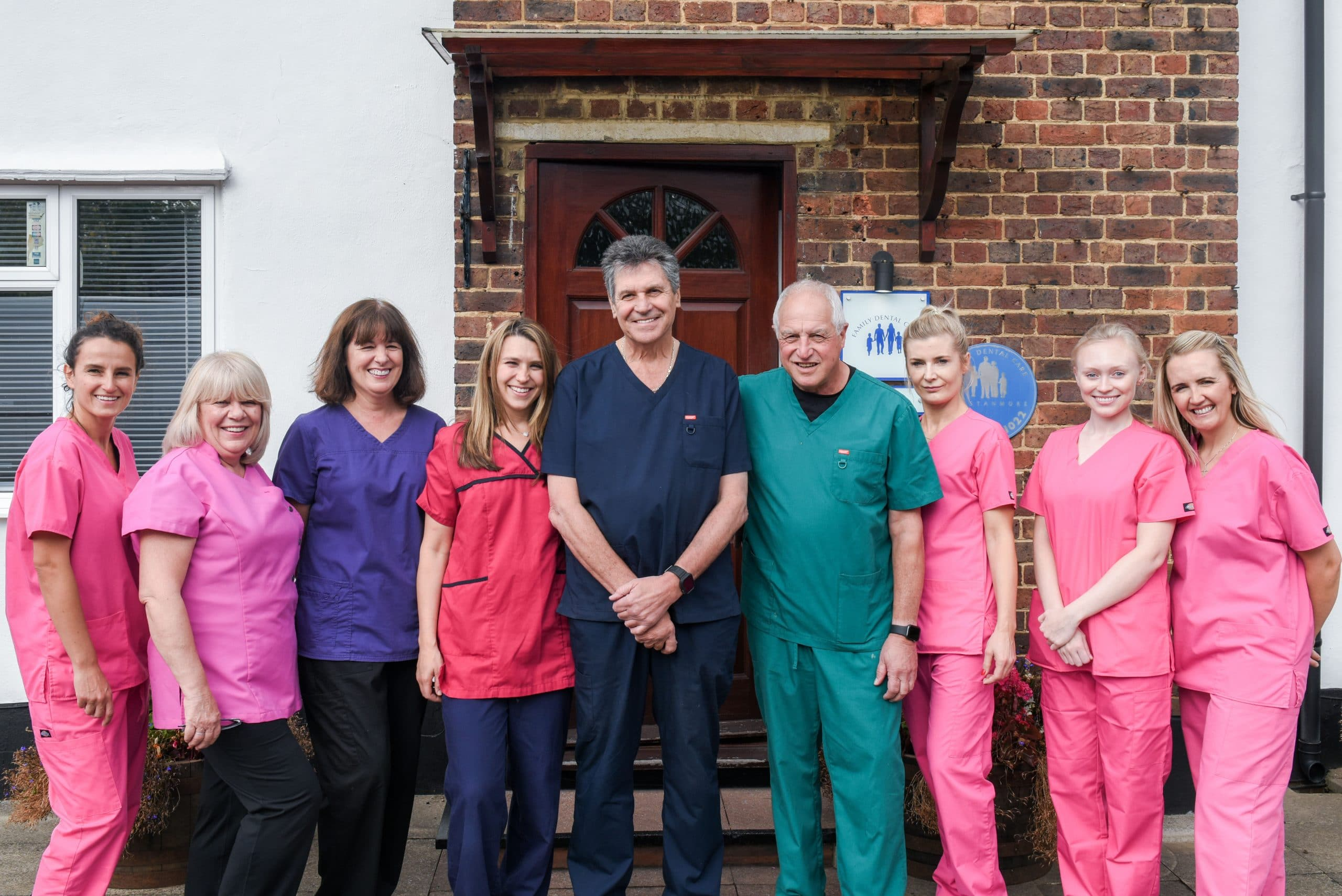The Team at Family Dental Care